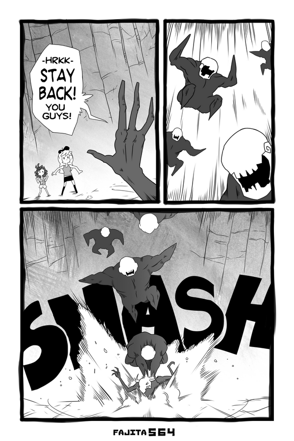 564 - Ghoul Smash